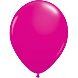 "Solid Colour Standard 11"" Latex Balloons"