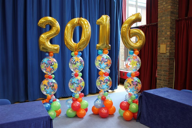 2016 Balloons for the Open University